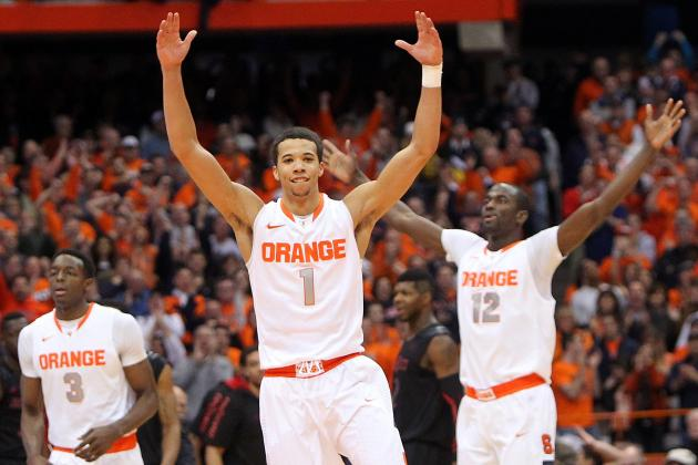 Syracuse Basketball: 5 Keys to Beating UConn in Big East Game