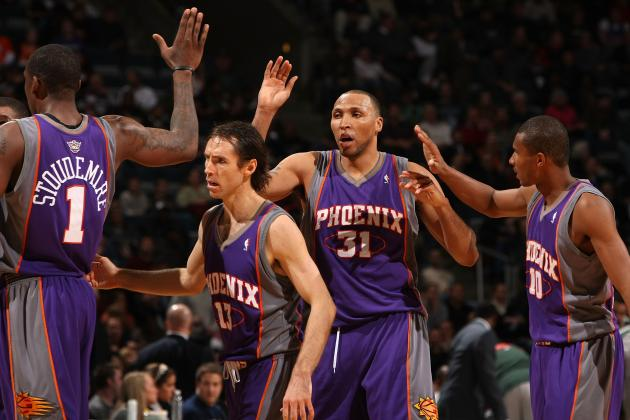 Charting the Long-Running Demise of the Phoenix Suns