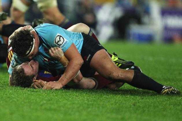 Super Rugby: 5 Things We Don't Want to See in 2013