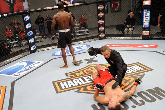 TUF 17: Uriah Hall and the 5 Best KOs in the History of 'The Ultimate Fighter'