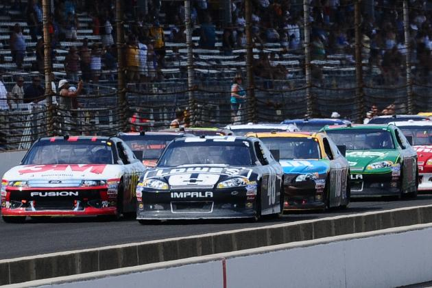 NASCAR: Ranking the Best Race Finishes of the 2012 Season