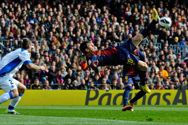 5 Talking Points from Barcelona vs. Getafe