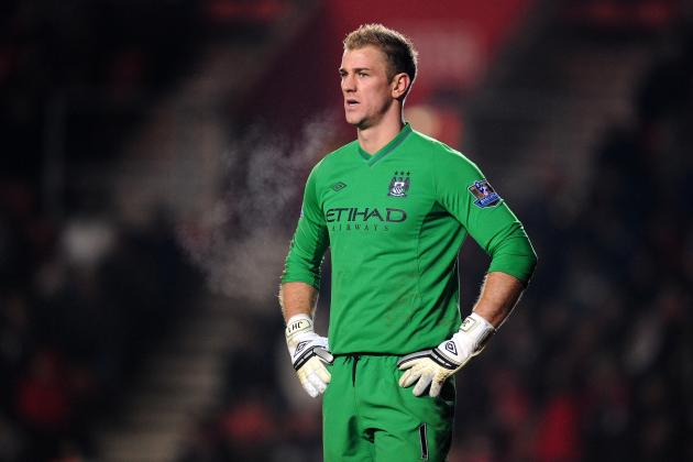 Joe Hart's 5 Worst Goalkeeping Mistakes