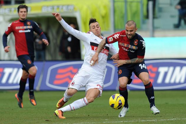 Milan 1-1 Cagliari: 6 Things We Learned