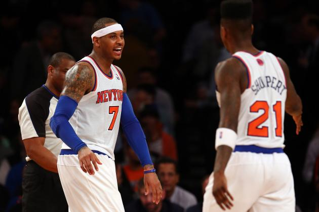 Los Angeles Clippers vs. New York Knicks: Knicks Postgame Grades and Analysis