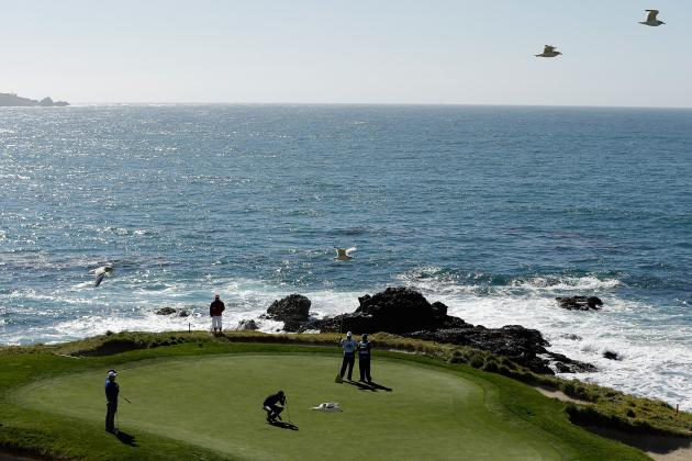 Grading the Most Scenic Courses in PGA History