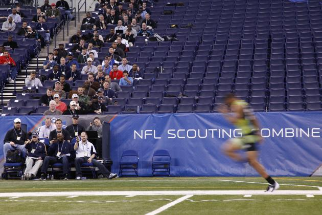 Lions Mock Draft: Predicting All 7 Rounds, Pre-Scouting Combine