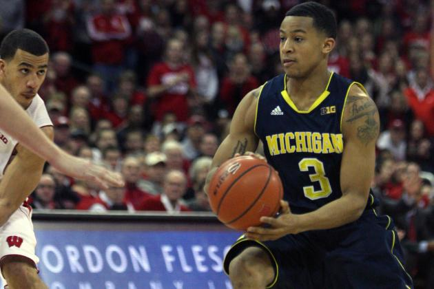 Michigan Basketball: 10 Things We Learned from the Loss to Wisconsin