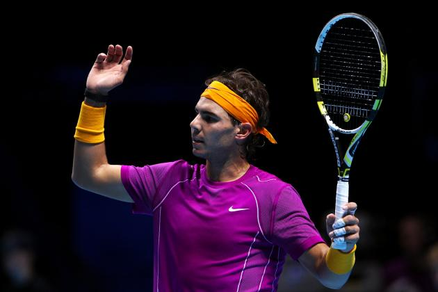 Grading Rafael Nadal's Comeback Performance at the 2013 ATP VTR Open