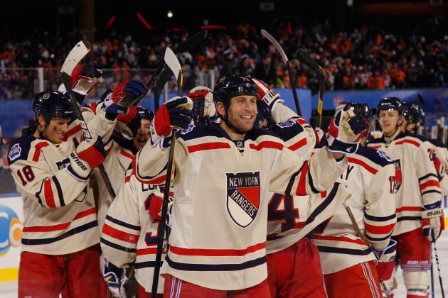 NHL Trade Analysis: What the Rangers Gained by Trading Mike Rupp