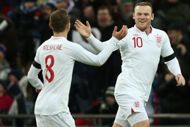 Wayne Rooney: England Can Challenge for World Cup 2014 with United Man Firing