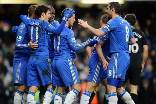 Chelsea vs. Wigan: The Winners and Losers