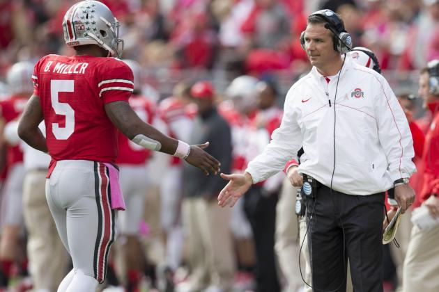 Ohio State Football: Urban Meyer's 5 Biggest Concerns Going into Spring Practice