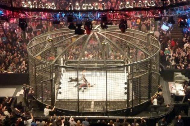 WWE Elimination Chamber 2013: Match-by-Match Breakdown
