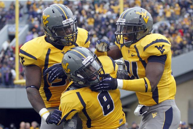 West Virginia Football: 7 Underclassmen the Mountaineers Can Build Around