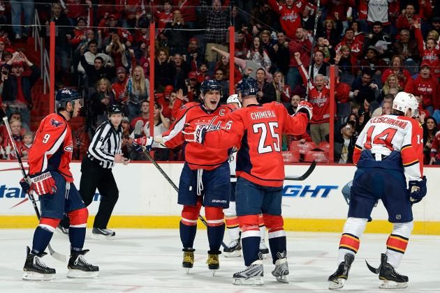 Positives and Negatives from the Start of the Washington Capitals' 2013 Season