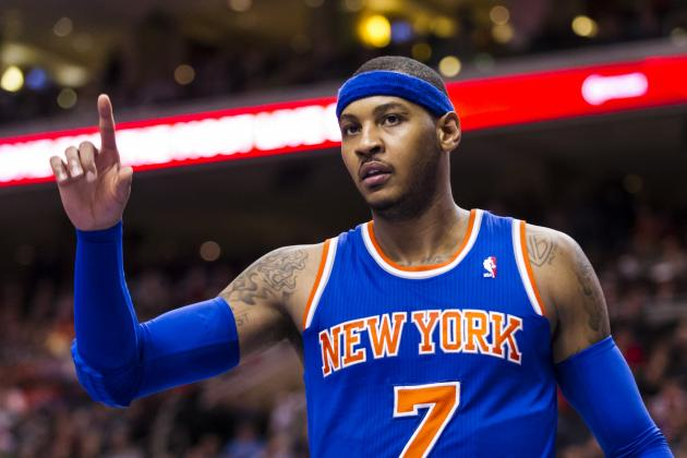 Crucial Problems NY Knicks Must Solve in Season's 2nd Half