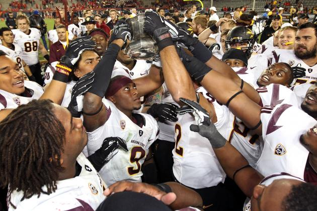 Arizona State Football: 5 Underclassmen the Sun Devils Can Build Around in 2013
