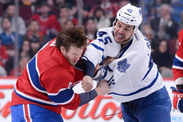 NHL Power Rankings: Are the Montreal Canadiens and Toronto Maple Leafs for Real?