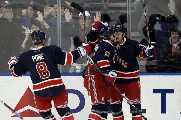 5 Biggest Games Left on New York Rangers' February Schedule