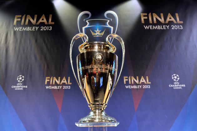 Champions League Last-16 Best XI