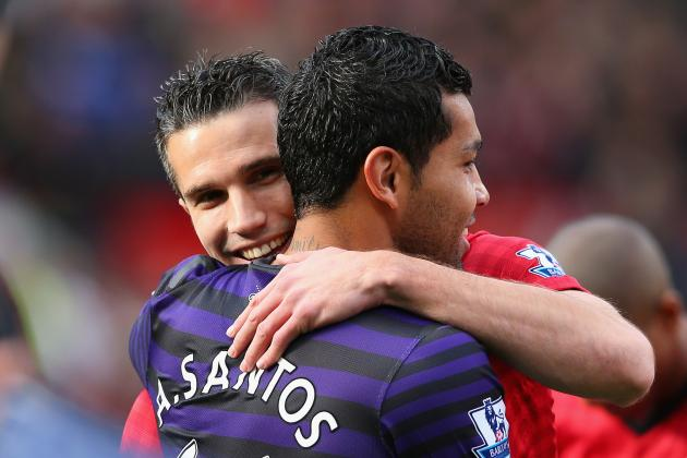 Andre Santos and the 10 Worst Arsenal Players of Arsene Wenger's Reign