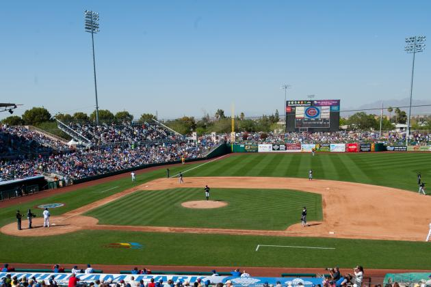 Most Exciting Cubs Prospects to Look Out For in Spring Training
