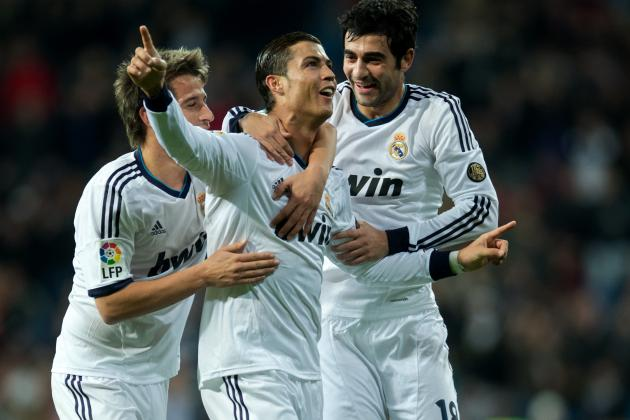 UEFA Champions League 2013: This Week's Round of 16 1st-Leg Matchup Predictions