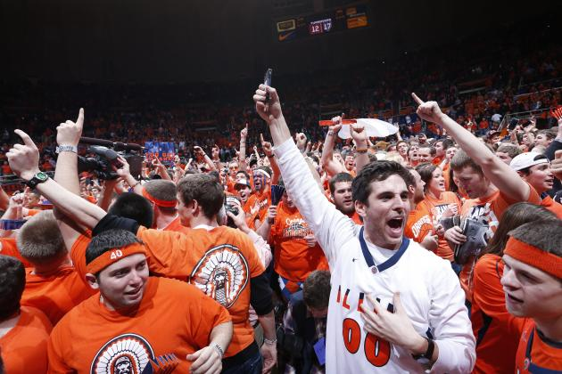 2013 March Madness Field of 68 Projections: Feb. 11