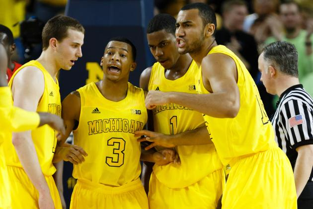 Michigan Basketball: 5 Keys to Beating Michigan State in B1G Showdown
