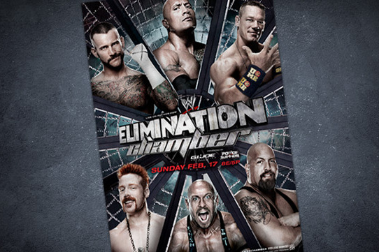 5 Bold Predictions for WWE's Elimination Chamber 2013