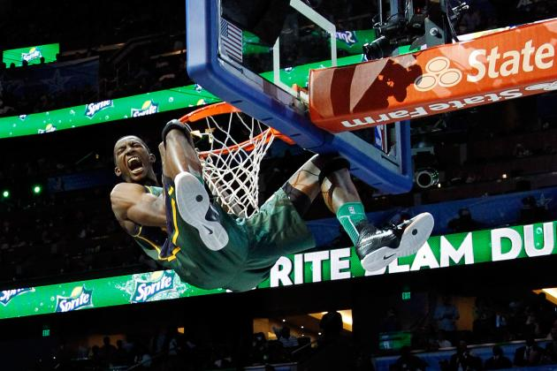 NBA Slam Dunk Contest 2013: Highlighting Best Dunk from Each Competitor