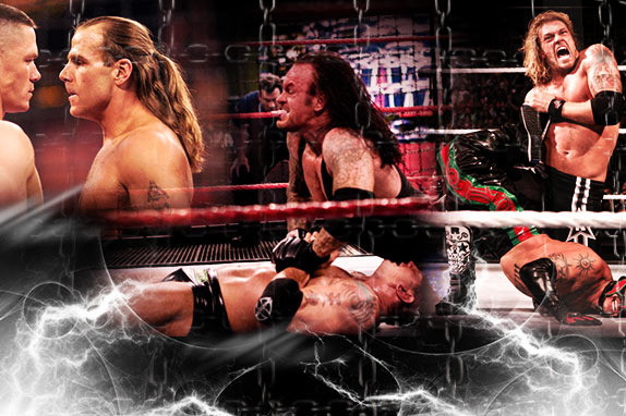 WWE Elimination Chamber 2013: 5 Greatest Matches in Elimination Chamber History