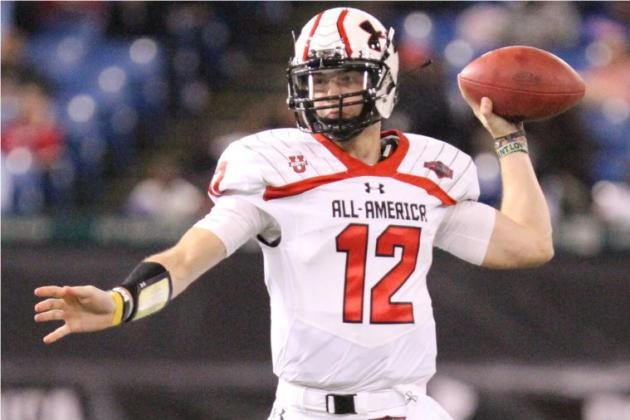 Big Ten Football: 10 Recruits Most Likely to Redshirt in 2013