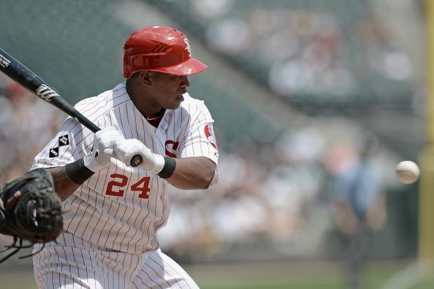 White Sox: 10 Reasons Dayan Viciedo Will Be the Long-Term Replacement at 1B