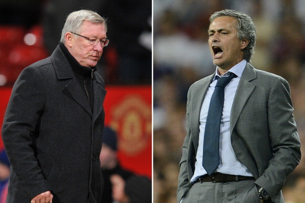 Jose Mourinho vs. Sir Alex Ferguson: Game-by-Game History of Their Rivalry