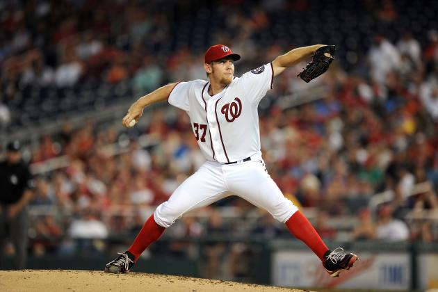 Projecting Stephen Strasburg's First Season with No Limits