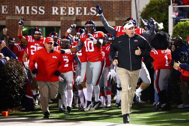 Ole Miss Football: 5 Freshmen Hugh Freeze Can Build Around