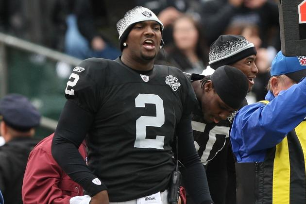 JaMarcus Russell: Best Fits for Former No. 1 Overall Draft Pick