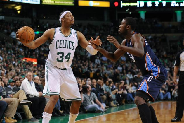 Boston Celtics vs. Charlotte Bobcats: Postgame Grades and Analysis for Boston