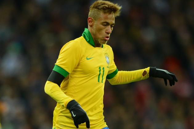World Football Gossip Roundup: Neymar, Radamel Falcao, Gareth Bale, Diego Milito