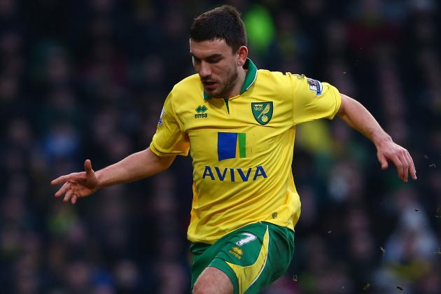 3 Reasons Why Robert Snodgrass Was Norwich's Best Player Against Fulham