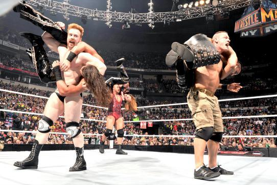 WWE Raw Results and Report Card 2/11/13: Grading the Rock, Cena, and CM Punk