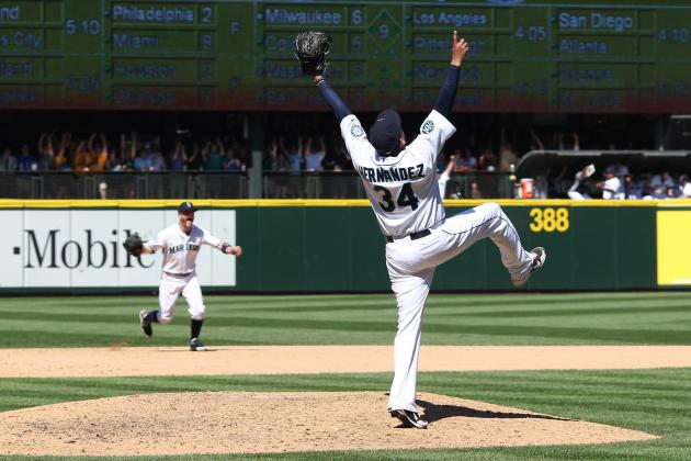 Felix Hernandez's New Contract Is Huge, but Are Monster Deals Worth It?