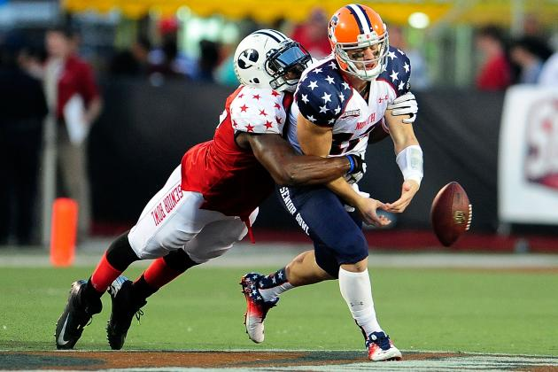 Ranking the Top 5 Players on the New York Giants' 2013 Draft Board