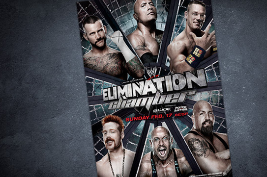 WWE Elimination Chamber 2013: Match Predictions You Can Take to the Bank