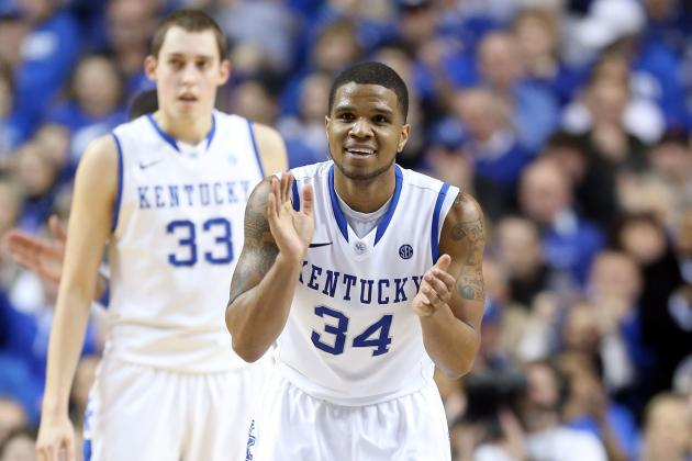 Kentucky Basketball: Ranking the Most Likely Postseason Scenarios for 'Cats