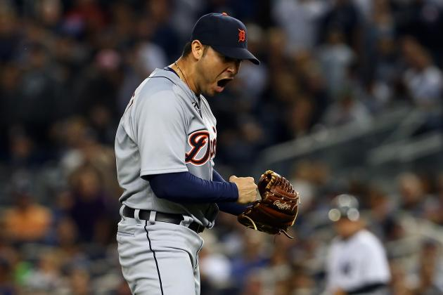 3 Reasons Anibal Sanchez Will Have a Better 2013 Than Max Scherzer