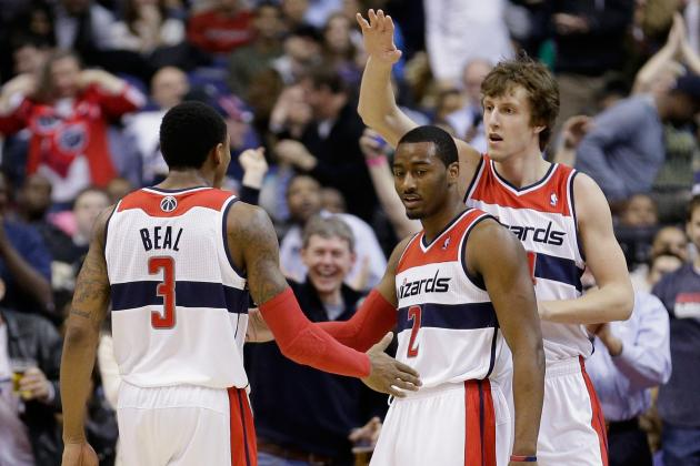 Washington Wizards Stock Watch: Risers and Fallers at NBA All-Star Break