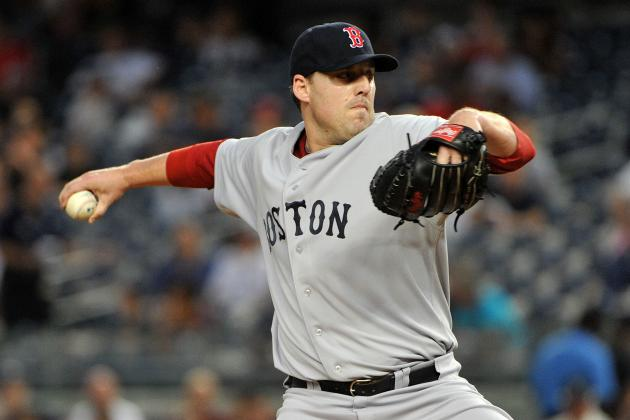 2013 Boston Red Sox: 5 Reasons John Lackey Will Find Success Again in 2013